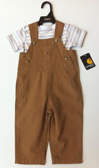 Infant's Overalls Recalled for Choking Hazard
